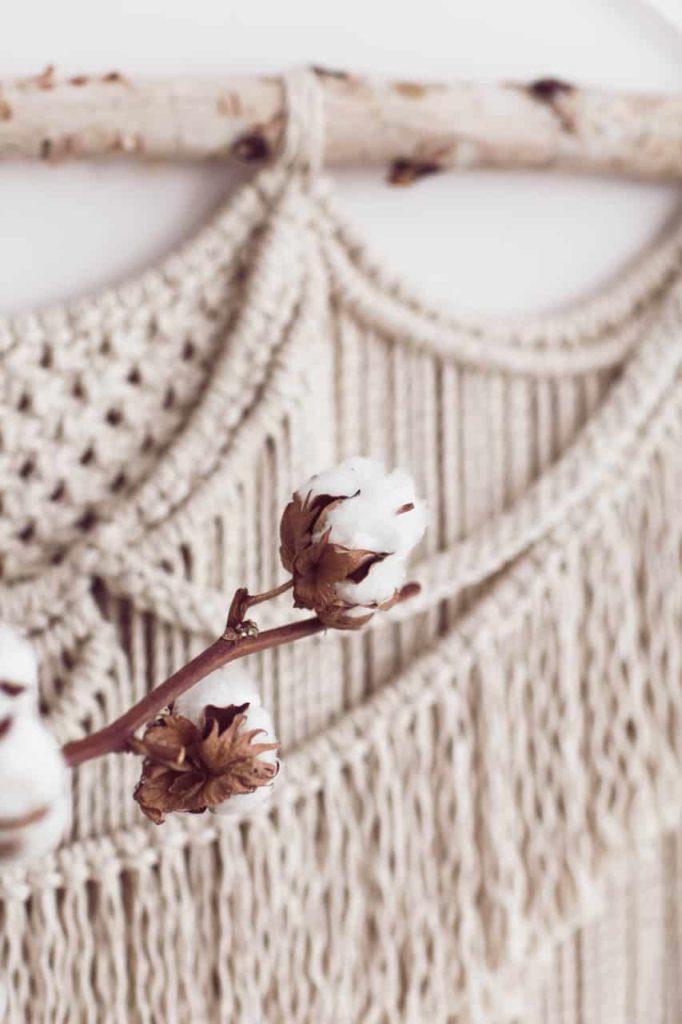 Warsztaty kwietniki wiszące z makramy